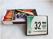 Karta pamięci Compakt Flash Card 32MB Jak nowa!