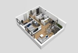 Nowe mieszkanie Olsztyn Pieczewo, ul. M. Dąbrowskiej