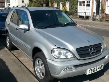 Mercedes-Benz Klasa M W163 ZGUBILES MALY DUZY BRIEF LUBich BRAK WYROBIMY NOWE-1