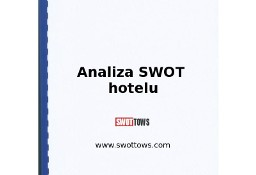 Analiza SWOT hotelu