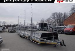 LT-098 przyczepa 1020x198m, dłużyca 3 osiowa, do przewozu basenów, pool - trailer, jacuzzi, spa, DMC 3500kg