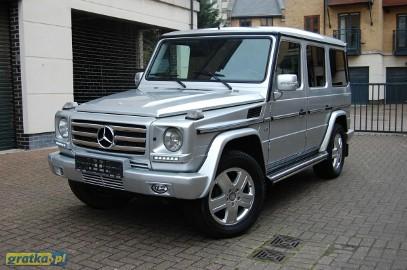 Mercedes-Benz Klasa G W463 ZGUBILES MALY DUZY BRIEF LUBich BRAK WYROBIMY NOWE