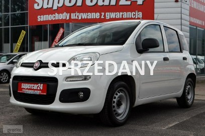 Fiat Panda III Fiat Panda Van 1.2 Benzyna + LPG, FV23%, Gwarancja!!