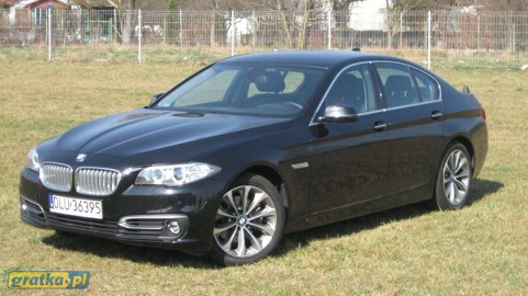 BMW SERIA 5 Seria 5 ( wszystkie ) BMW 520d xDrive