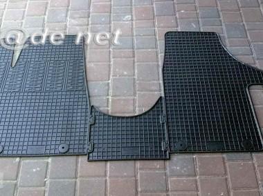 VOLKSWAGEN T6 MULTIVAN od 2015 r. dywaniki gumowe wysokiej jakości idealnie dopasowane Volkswagen Mulitivan-1