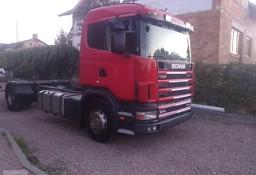 Scania R 124 470 rama sprowadzon