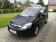 Opel Zafira B Bezwypadkowy Xenony NaviKolor Klimatronic