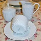 Serwis filiżanek do kawy porcelana R.Ginori
