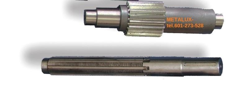 Wałek podnoszeniastołu do frezarki FWA-41-1