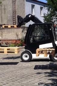 Szkolenia na wózki widłowe wysokiego składowania - woj. Łódzkie-2
