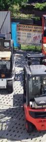Szkolenia na wózki widłowe wysokiego składowania - woj. Łódzkie-4