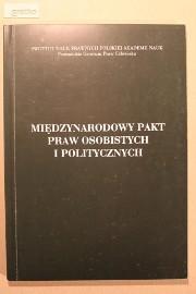 Międzynarodowy Pakt Praw Osobistych i Politycznych