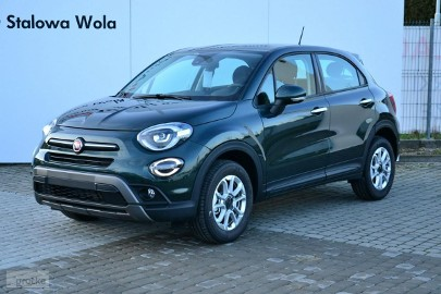 Fiat 500X I WYPRZEDAŻ City Cross 1.6 110KM Full LED AndroidAuto/CarPlay LaneAssi