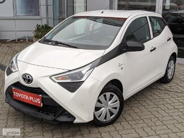 Toyota Aygo 1.0 VVT-i X Comfort FV23% / serwis aso