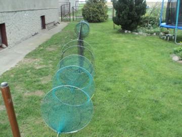 żak na ryby sieć przestawa mieroż sieci rybackie