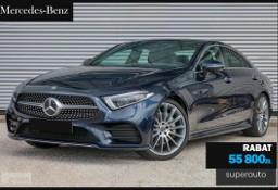 Mercedes-Benz Klasa CLS C257 2.0 (299KM) AMG | Pakiet Wyposażenia Premium