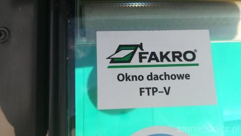 Okno dachowe FAKRO FTP-V 66x98