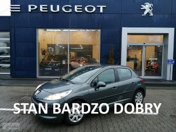Peugeot 207 I wł., serwis tylko ASO Peugeot, bez FAP i dwumasy, F-ra VAT23%