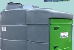 Zbiornik na paliwo 5000l z układem dystrybucyjnym