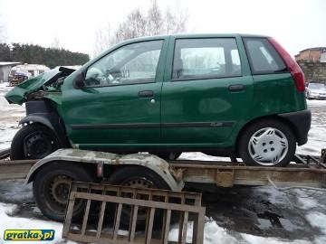 Fiat Punto I TYLKO 71 TYŚ.KM ! ! NA CZĘŚCI Z NIEMIEC! ! !