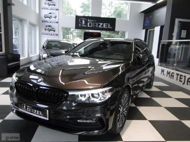 BMW SERIA 5 xDrive / 320 Km / Sport Line / Automat-1