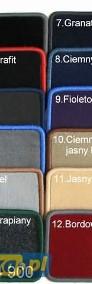 Citroen C4 Grand Picasso 7 siedzeń (trzeci rzad schowany) od 2010 do 2013 r. najwyższej jakości bagażnikowa mata samochodowa z grubego weluru z gumą od spodu, dedykowana Citroen C4-3