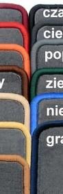 Citroen C4 Grand Picasso 7 siedzeń (trzeci rzad schowany) od 2010 do 2013 r. najwyższej jakości bagażnikowa mata samochodowa z grubego weluru z gumą od spodu, dedykowana Citroen C4-4