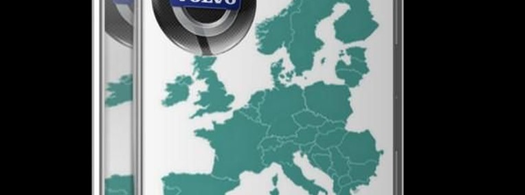 Aktualizacja Map Mapy Mapa VOLVO C30 70 S40 60 80 XC70 90 V50 70 Łódź-1
