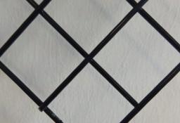 Siatka zgrzewana czarna panel 1000x500 mm ,2mm
