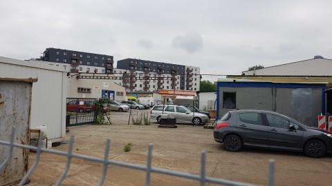 Działka usługowa Wrocław Fabryczna, ul. Tęczowa