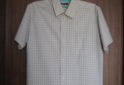 Koszula męska z krótkim rękawem, XL Carry Man