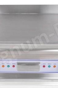 Grill elektryczny, płyta grillowa 60x40 cm, gładka, opiekacz-2