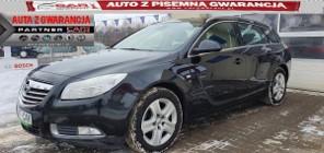 Opel Insignia I 1.8 140 KM nawigacja climatronic gwarancja