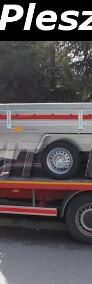 TM-078 przyczepa Transporter 3015/2 0,75t, 304x153x30cm, uniwersalna, platforma, lekka DMC 750kg-3