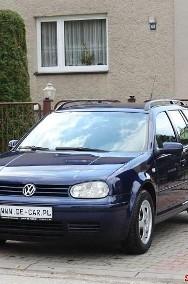 Volkswagen Golf IV GOLF KOMBI 1,4 CLIMATRONIC, SUPER STAN, GWARANCJA-2