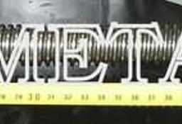 Śruba suportu poprzecznego z nakrętką do tokarki TUR560 -tel 601273528