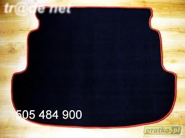 Fiat Ulysse I 3 rząd siedzeń rozłożony 1995-2002 najwyższej jakości bagażnikowa mata samochodowa z grubego weluru z gumą od spodu, dedykowana Fiat Ulysse-1