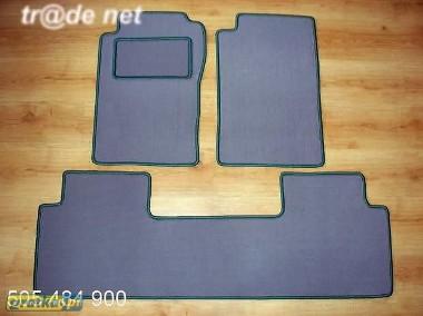 Nissan Patrol do 2004r. najwyższej jakości dywaniki samochodowe z grubego weluru z gumą od spodu, dedykowane Nissan Patrol-1