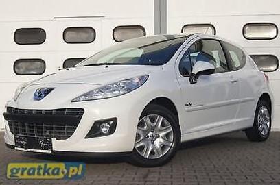Peugeot 207 ZGUBILES MALY DUZY BRIEF LUBich BRAK WYROBIMY NOWE