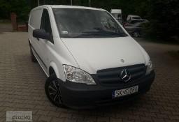 Mercedes-Benz Vito 113CDI KLIMATYZACJA KRAJOWY BEZWYPADKOWY VAT 23%