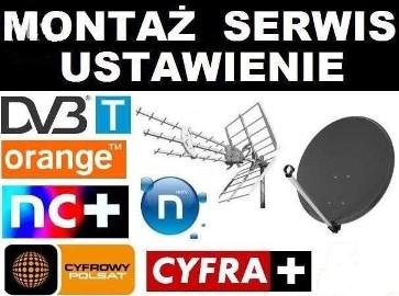 Serwis ANtenowy Ustawianie Anten Kielce i okolice najtaniej w Kielcach