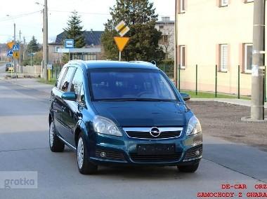 Opel Zafira B ZAFIRA 1,9 CDTI 120KM 129 TYS KM!!! PERFEKCYJNY ST-1