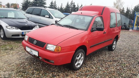 Volkswagen Caddy II