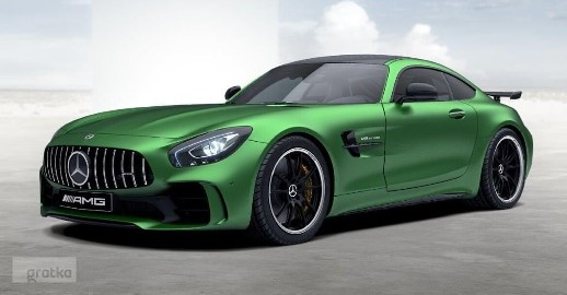 Mercedes-Benz AMG GT AMG GT R Green Hell Magno