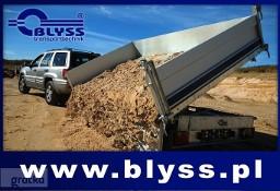PRZYCZEPA BLYSS KIPER WYWROTKA 314x175x40 3500 kg Blyss