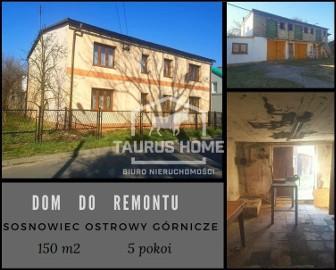 Dom Sosnowiec Ostrowy Górnicze