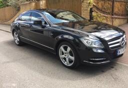 Mercedes-Benz Klasa CLS W218 350 tylko 75500 km
