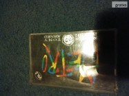 metro kaseta magnetofonowa