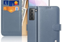 Etui Hivo Skórzane do Samsung Galaxy S21 Plus 5G