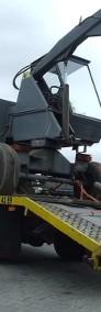 transport ciągników maszyn rolniczych budowlanych wyjazdy 24h F-Y VAT-3